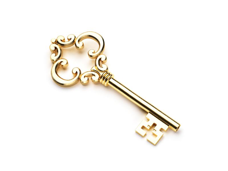 Российский камергерский ключ в XVIII веке изготавливался из золота и.
